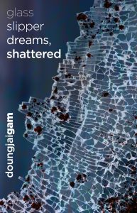 cover for glass slipper dreams, shattered