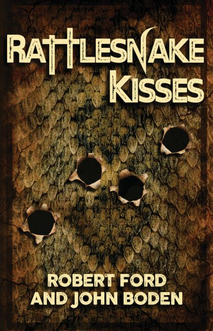 Cover of Rattlesnake Kisses