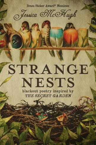 Cover for Strange Nests